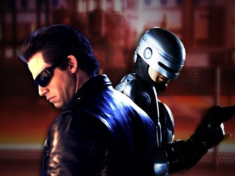 Terminator vs Robocop. Epic Rap Battles of History Season 4.  The Terminator fights RoboCop in the latest...