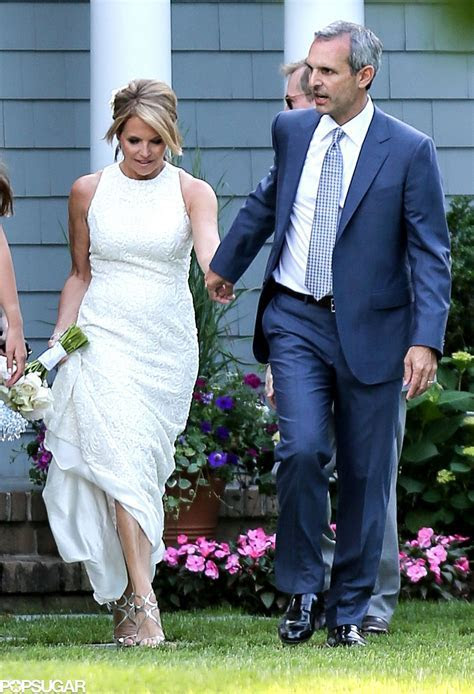 Katie Couric Is Married ? See Her Wedding Pictures