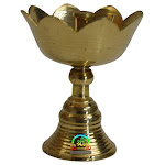 Decorative and Attractive Brass Oil Lamp Akhand Diya Decorative Item