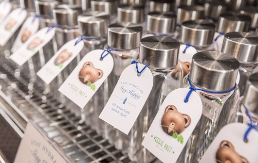 Sandwich chain Pret a Manger to trial reusable glass water bottles - Packaging Business Review