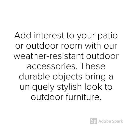 Patio Living Plus Coupon: Outdoor Living
