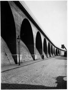 Railway Embankment, Central Station, Essen 1928