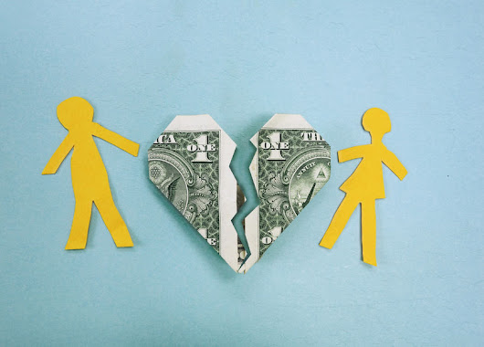 Financial Tips When Facing a Divorce in 2017