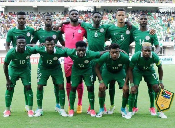 Algeria vs Nigeria: Full update of players in camp [See list]