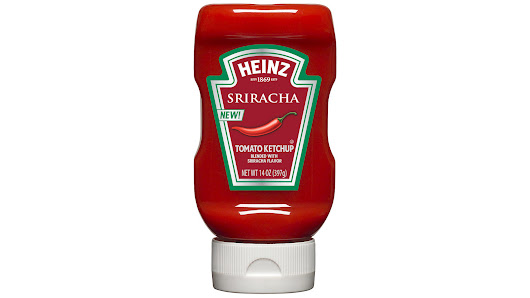 Heinz releases Sriracha ketchup. Are you freaking out?