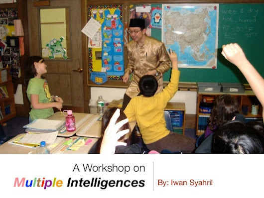 A workshop on multiple intelligences