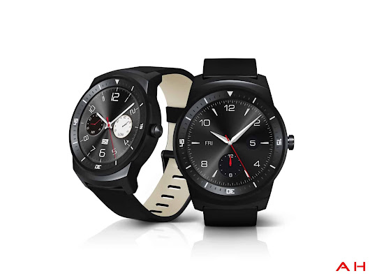 LG G Watch R is Now Official, Will be Shown off at IFA 2014 | Androidheadlines.com
