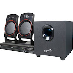 Supersonic SC-35HT Home Theater System - 11W Total