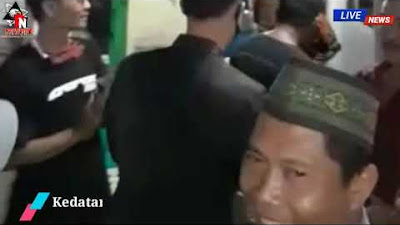 Anggota DPRD Ahmad Lukman Jupiter Luangkan Waktunya Untuk Bertakziya