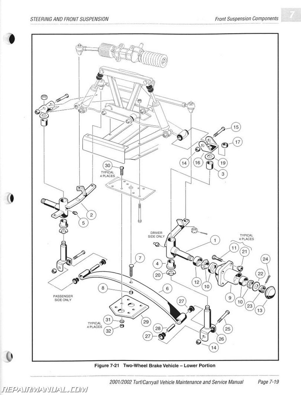 Diagram Club Car Carry All 2 Parts Diagram Full Version Hd Quality Parts Diagram Sitexadell Dabliusound It