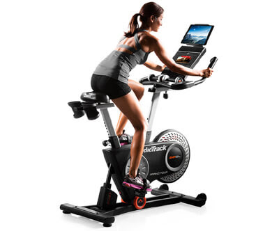NordicTrack Grand Tour Indoor Bike Review - Top Fitness Magazine