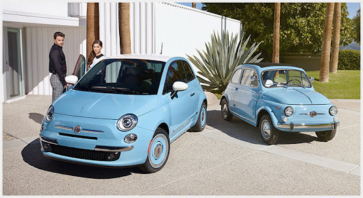 Fiat 500 Now on Permanent Display at Museum of Modern Art