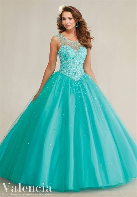 Ball Gown Style Quinceanera Dress   Style 89081   Morilee