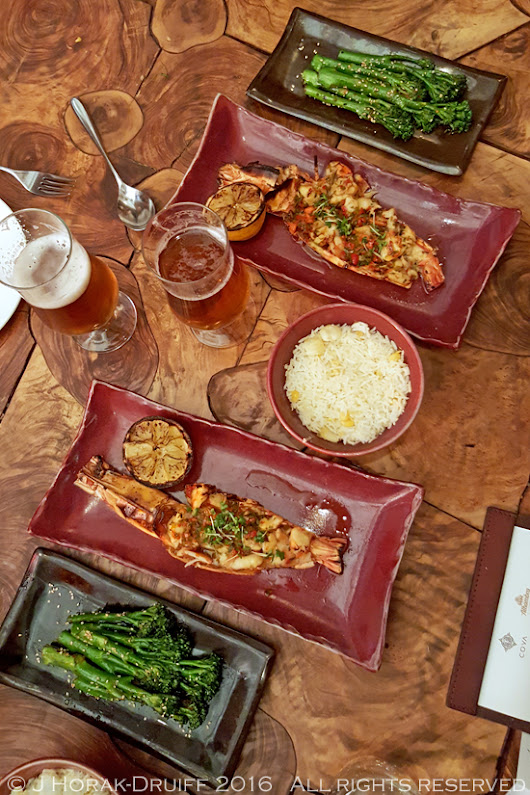 Coya - matching Spanish beer and Peruvian food - Cooksister | Food, Travel, Photography
