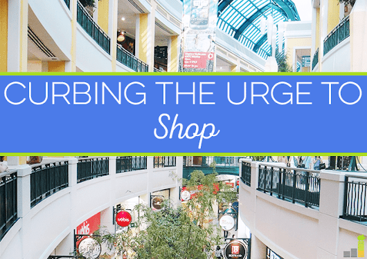 Curbing the Urge to Shop - Frugal Rules
