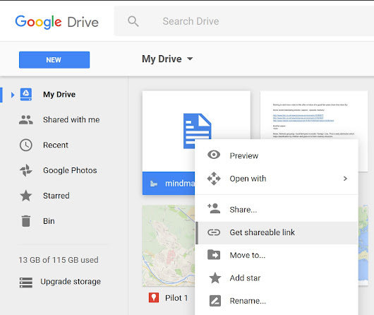 How can I upload files from Google Drive? - Help and FAQs - Overleaf
