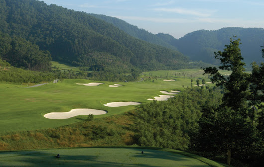 Rose Poulter Course Mission Hills Shenzhen | Golf Tours Abroad