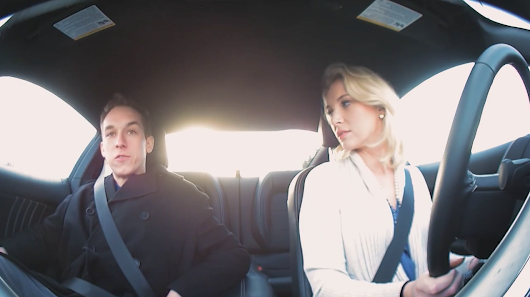 Ad of the Day: Ford Pranks Guys by Sending Them on a Blind Date With a Stunt Driver