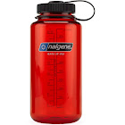 Nalgene Everyday Wide-Mouth Water Bottle, Red, 32 oz