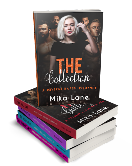 #CoverReveal: The Collection by @mikalaneauthor @XpressoTours #Giveaway