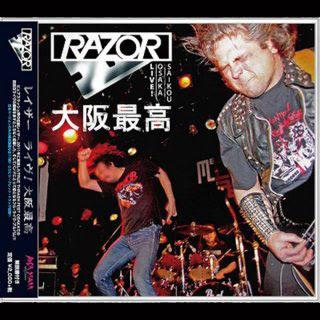 Razor - Live! Osaka Saikou