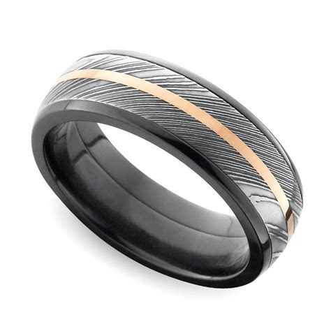 cool mens wedding rings  defy tradition