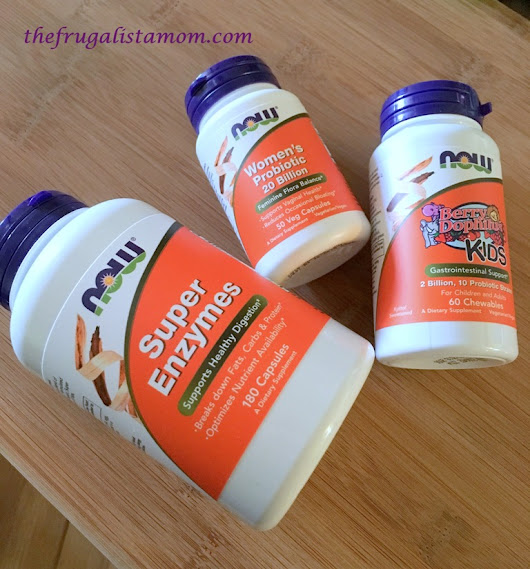 Probiotics Just for Women +a Giveaway – The Frugalista Mom