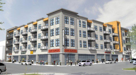 Sushi restaurant joins list of tenants in new development on Birmingham's Southside