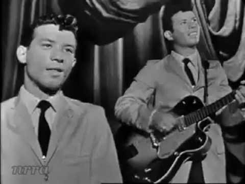 Santo & Johnny - Sleep Walk (Video)