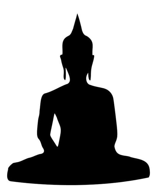 buddha bilder zum ausmalen