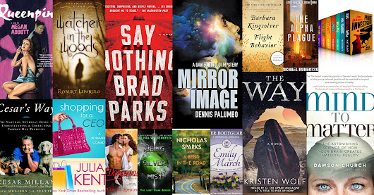 Your 6 FREE & 9 bargain books for July 19th