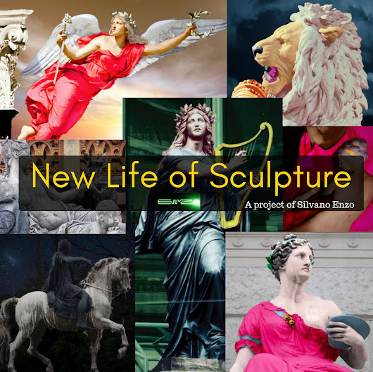 New life of sculpture