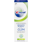 Crest Gum and Breath Purify Whitening Toothpaste - 4.1oz