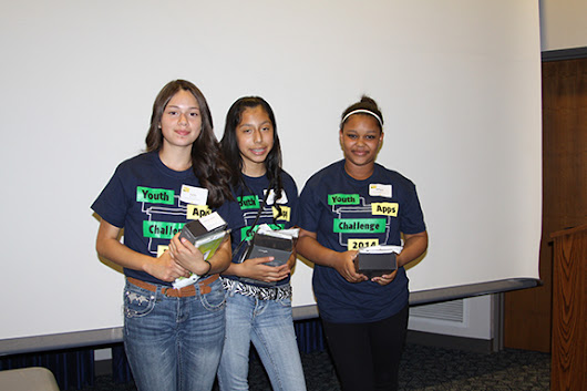 Washington teen techies compete in app competition, spark interest in coding - GeekWire