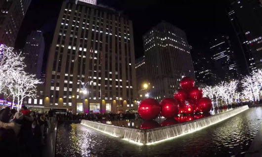 4 Great Cities to Celebrate Christmas - LiveBlog Spot