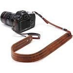 ONA Presidio Leather Camera Strap (Antique Cognac Brown)