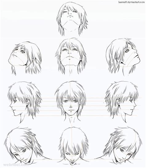 draw anime tutorial  beautiful anime character