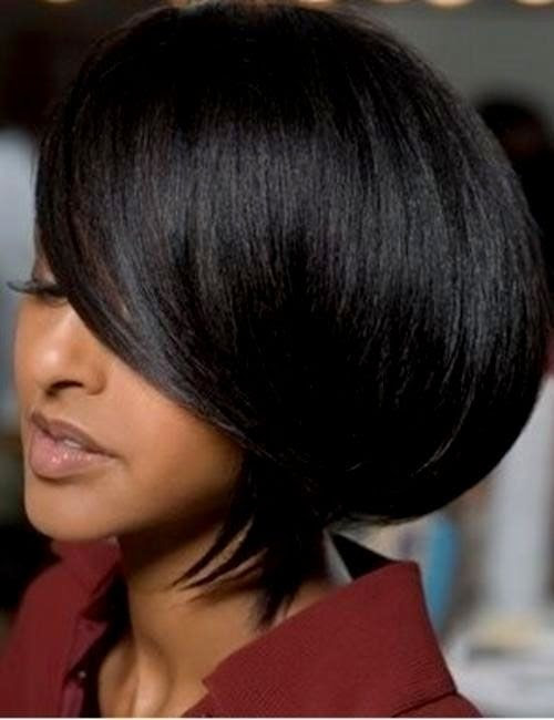 Cool Graduated Bob Haircut For Women Pretty Designs Haircuts