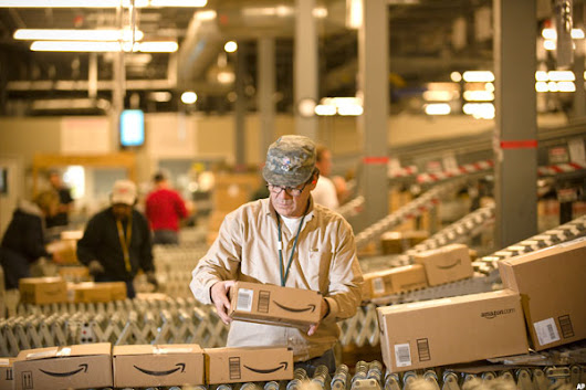 Amazon Marketplace Grows, Taking Small Businesses Along