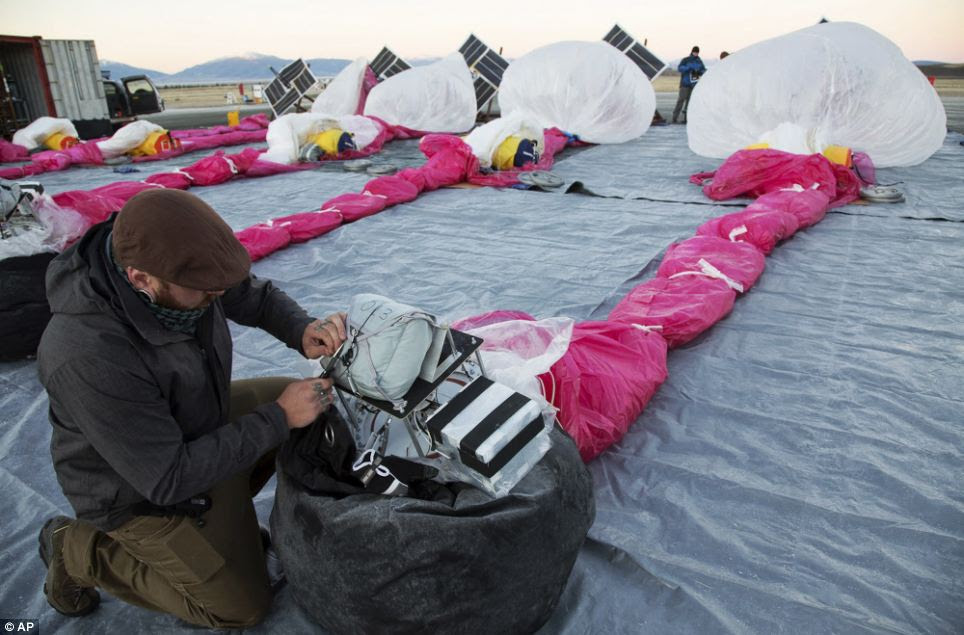 google baloon