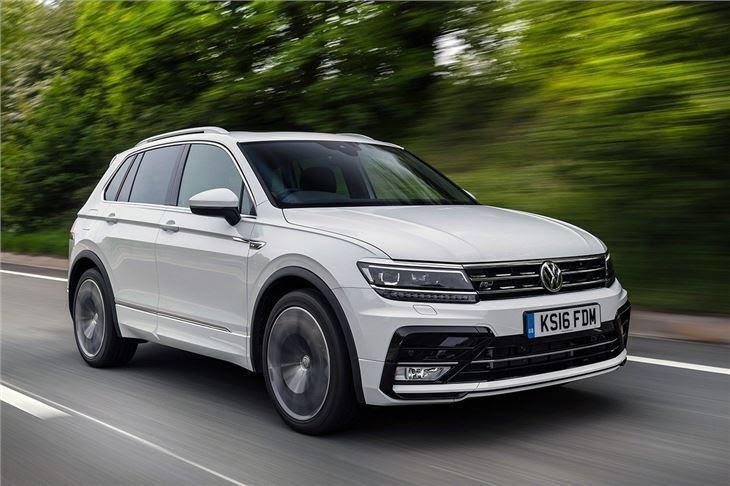 Volkswagen Tiguan 2016 - Car Review  Honest John