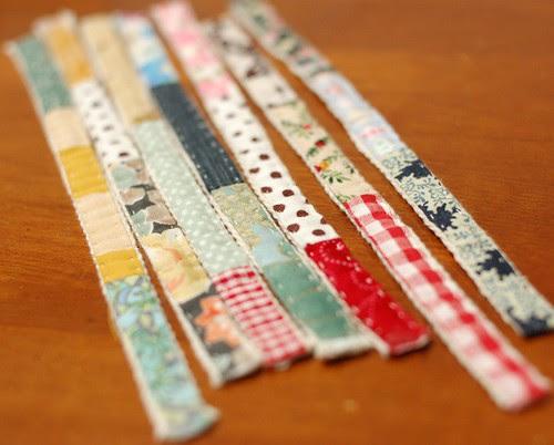 Making strap 7