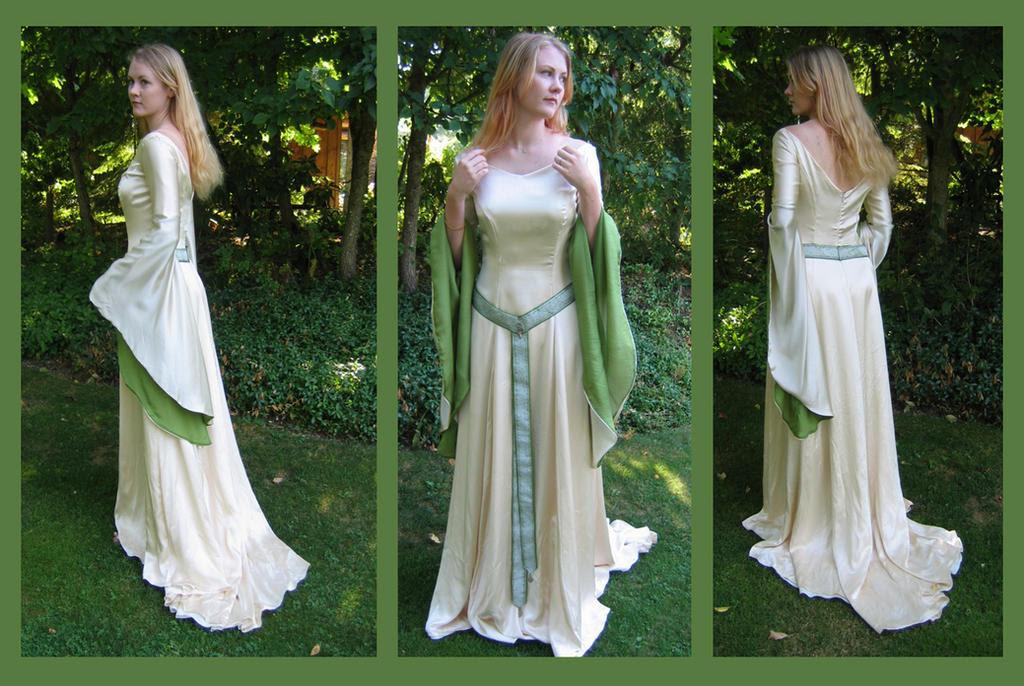 Wedding Dress by nolwen