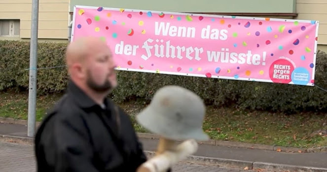 How A City Found An Absolutely Genius Way Of Handling Neo-Nazis