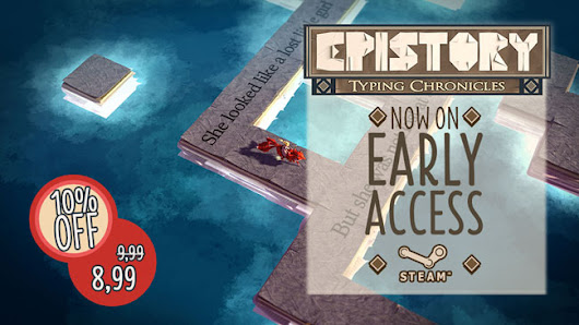 Fishing Cactus development blog  » Blog Archive   » Epistory: You can now buy it on Early Access