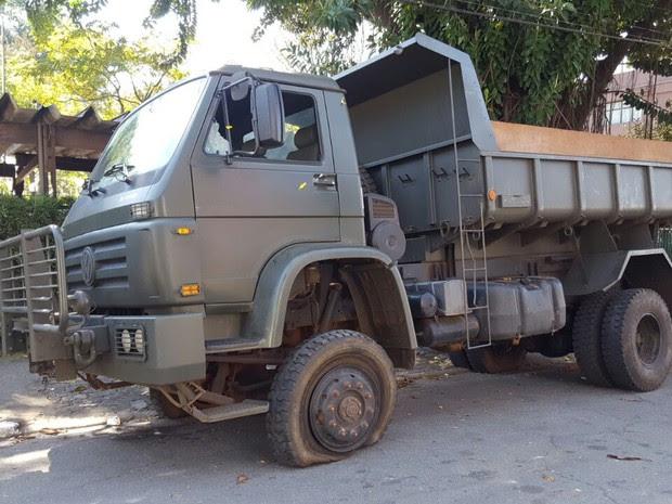 O flagrante ocorreu na rodovia SP-101, na região de Campinas.