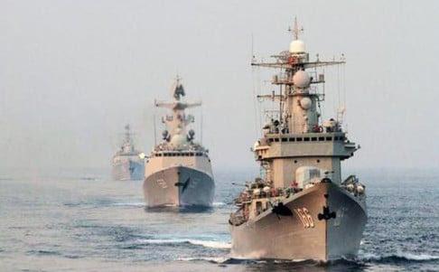 Hình ảnh TQ điều chiến đấu cơ gắn tên lửa tới Biển Đông đối phó Mỹ số 3