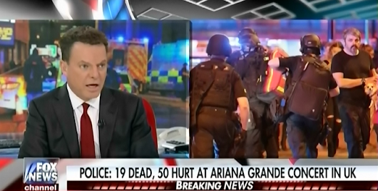 Watch Shepard Smith shut down former Trump adviser who uses Manchester attack to blame Obama