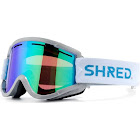 Shred Optics - Nastify Hey Pretty Bigshow Snow Goggles / Plasma Mirror Lenses