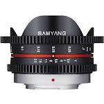 Samyang 7.5mm T3.8 Cine Fisheye Lens for Micro Four Thirds